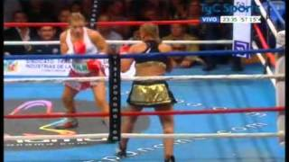 Yesica BOPP vs Carolina ALVAREZ - WBA - WBO - Full Fight - Pelea Completa
