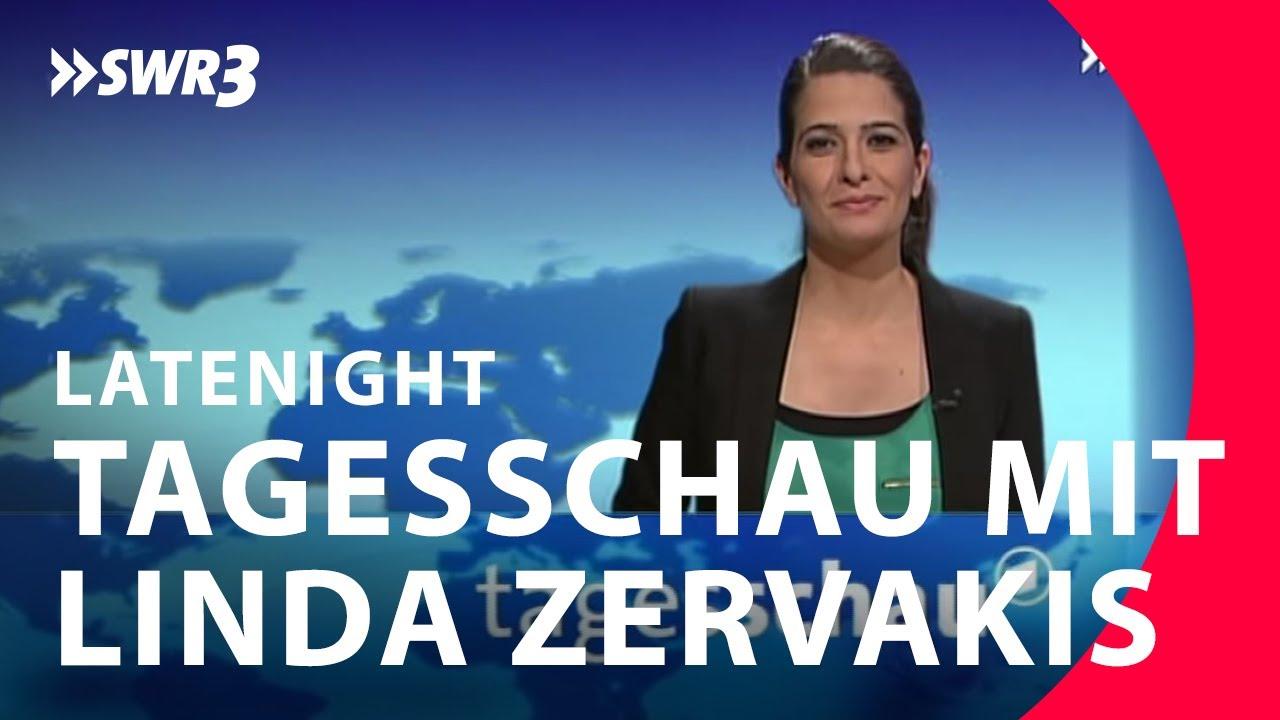 Linda Zervakis Bei Pierre M Krause
