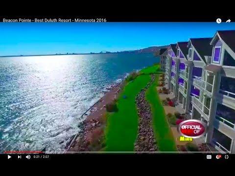 Beacon Pointe - Best Duluth Resort - Minnesota 2016