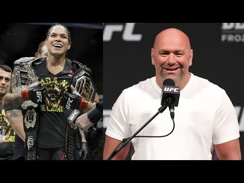Зарплаты UFC 239, Дана Уайт о реванше Нунес и Сайборг и титульных боях в России