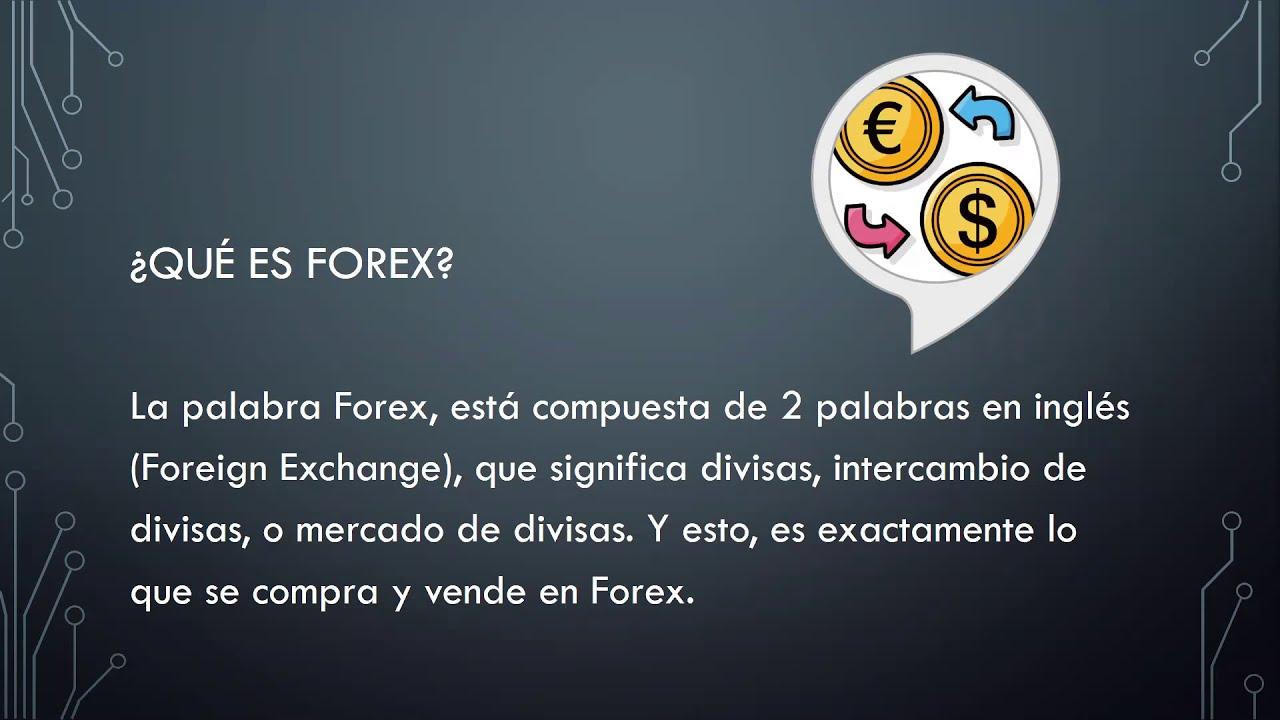 Conceptos Básicos de Forex | DailyForex