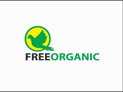 free organic logo animation free with my design