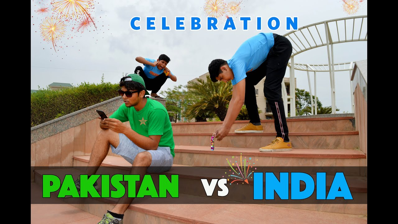 India v Pakistan - Mauka Mauka | ICC Cricket World Cup 2019 Funny Video