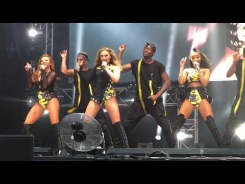 Little Mix - You Gotta Not Summer Shout Out Tour Twickenham