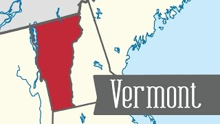 2 Minute Tour of Vermont: 50 States for Kids - FreeSchool