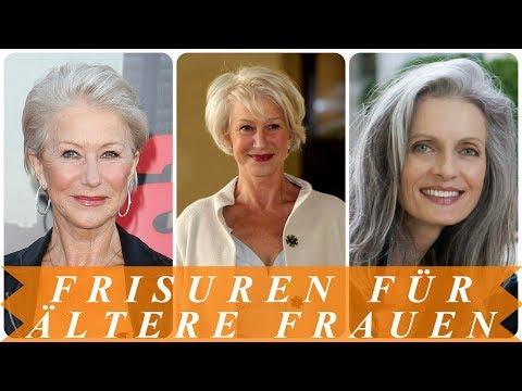 Elegante frisuren ältere damen für dünnes haar