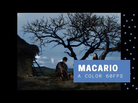 Película MACARIO a COLOR 1080P 60FPS | WOLDEVERYTHINGINCOLOR  #Macarioacolor #peliculamacarioacolor