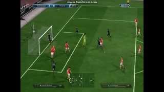 fifa online 3 gameplay southampton vs arsenal amateur