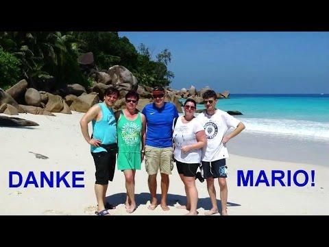 Seychellen 2017 -  Rundtour auf Praslin mit Mario...