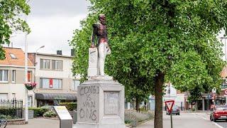 Участники акций против расизма объявили войну памятникам…