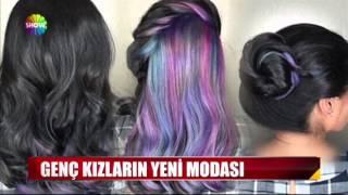 Genç kızların yeni modası
