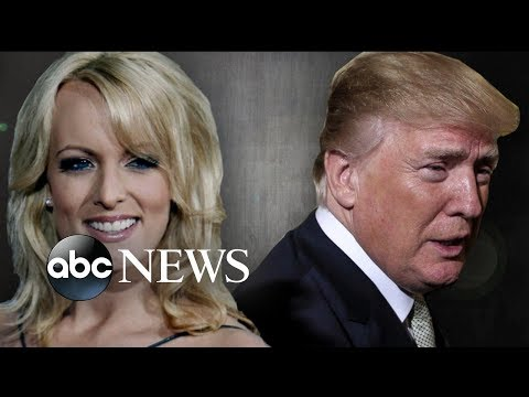 Trump's legal team making moves in Stormy Daniels case