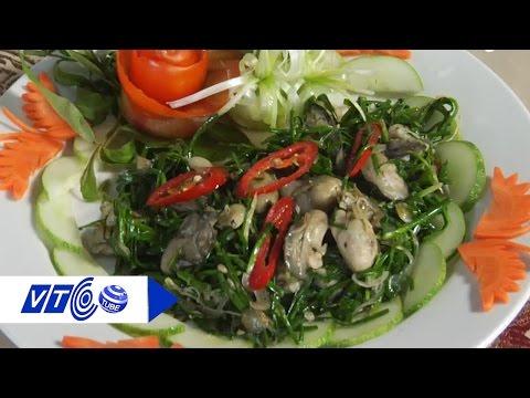 Hàu xào hẹ: Món ngon tăng cường sinh lực  | VTC