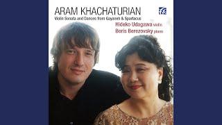 Sonata for Violin & Piano: II. Allegro ma non troppo