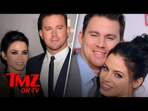 Channing Tatum and Wife Jenna Dewan Split After Nearly 9 Years of Marriage  TMZ TV