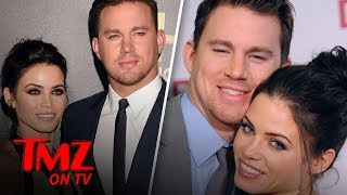 Channing Tatum and Wife Jenna Dewan Split After Nearly 9 Years of Marriage | TMZ TV