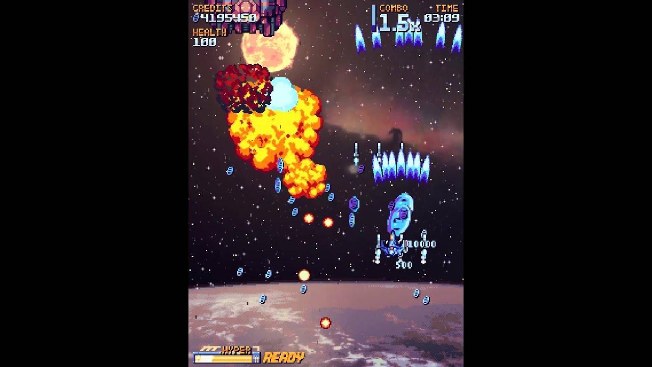 Super Galaxy Squadron - Stage 3