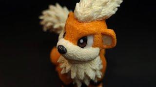 Pokemon Growlithe with 3D Pen