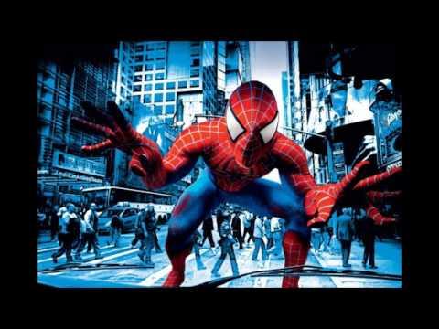 Spider Man - Turn off the Dark - Rise Above Demo Backing track karaoke