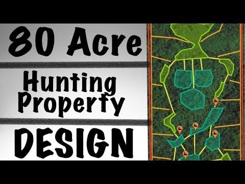 KILLER Property DESIGN  |  80 Acre SEMINAR  |  BIG WOODS