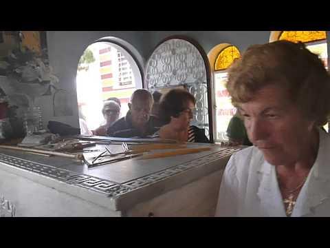Άγιος Νεκτάριος  τάφος  Αίγινα  2013 P1070033