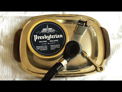 "Pipe Tobacco Review: ""Presbyterian Mixture"""
