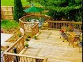 Composite or Wood Decking - Which Is Better? Home Design Ideas Wood Decks