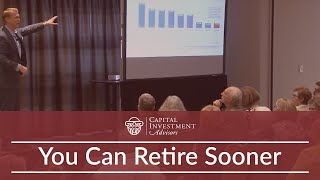 You Can Retire Sooner Than You Think with Chief Investment Strategist Wes Moss