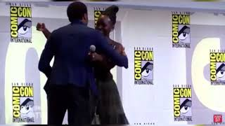 Chadwick and Lupita🥺❤️ (Memories🥺)