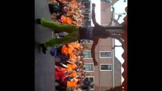 Arash Boro Boro (Zumba IN Holland)
