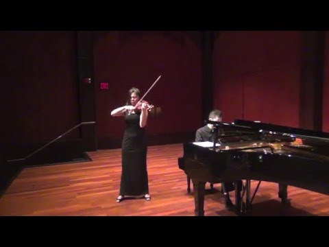 CARMEN Fantasy by Violinist Xia Xia Zhang/ The Winner of Global Music Award