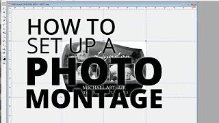 Wie einrichten Foto-Montage mit AP-Lazer-der Allzweck-laser-Gravur-und Schneidemaschine