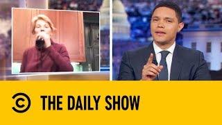 Elizabeth Warren's Boozy Instagram Video | The Daily Show With Trevor Noah