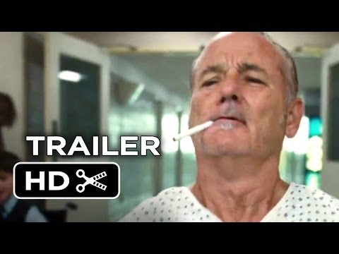 St. Vincent Official Trailer #1 (2014) - Bill Murray, Melissa McCarthy Comedy HD