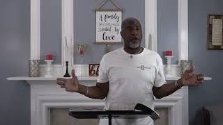 Bible Study with Pastor Curtis Grant 6/2/21