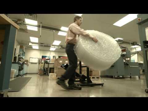 Sealed Air: Bubble Wrap I.B. Training Video