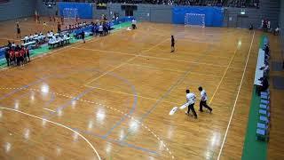 大会1日目 (男子) 三本木附属(青森県) × HC江津(島根県)