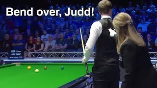 Unreal Lucky Snooker Flukes ! Champion Of Champions 2019