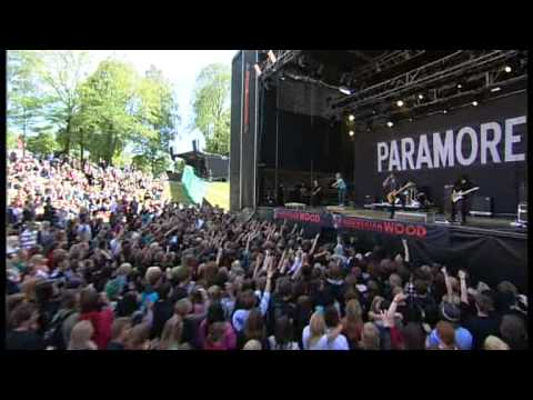 Paramore  Born for this @ Norwegian Wood 2008