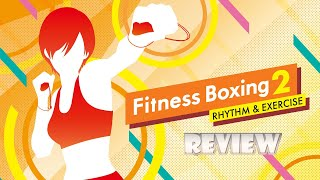 Fitness Boxing 2 (Switch) Review (Video Game Video Review)
