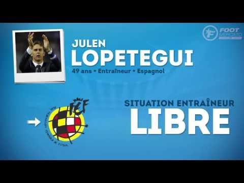 Officiel : Julen Lopetegui nouveau sélectionneur de l'Espagne !