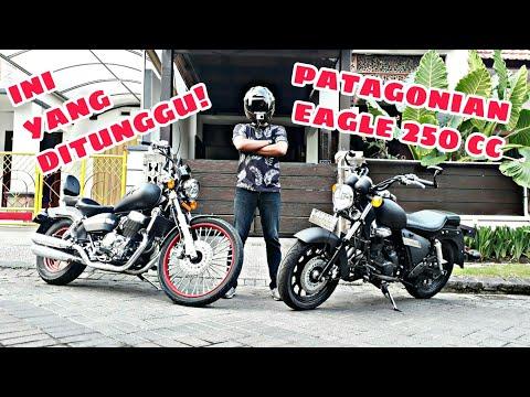 PATAGONIAN EAGLE 250 CC! ENAK!