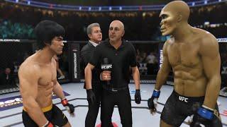 Publication Date: 2020-05-05   Video Title: Bruce Lee vs. Skeleton (EA Spo
