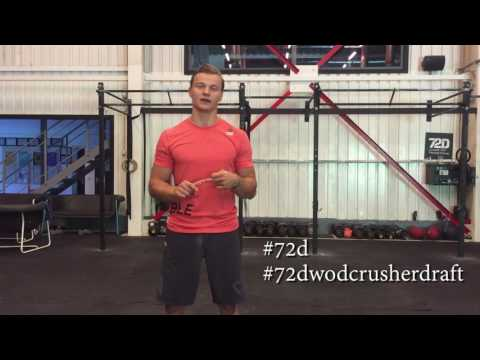 72D WOD CRUSHER DRAFT - SIERPIEŃ