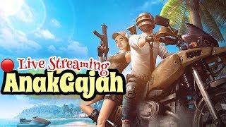 ((LIVE)) AnakGajah PUBG Mobilator - Dirgahayu Indonesia