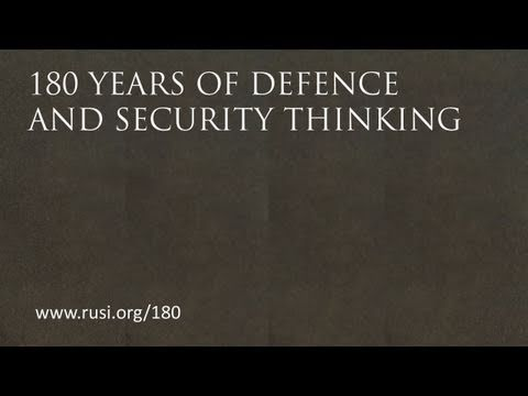 About RUSI - The Royal United Services Institute for Defence and Security Studies