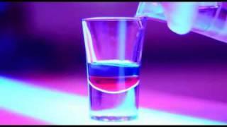 Убойный алкогольный микс на основе абсента и самбуки(Готовим убойный