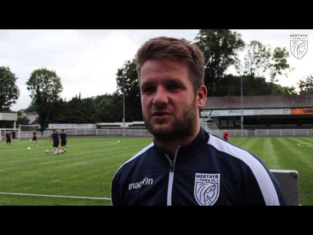 Matthew Harris Hopes To Be Fully Fit For 2017/18