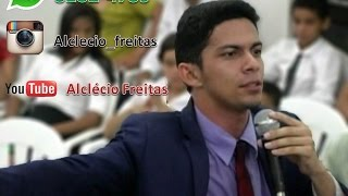 A parábola das dez virgens - Alclécio Freitas