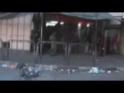 Israeli army invade Hebron